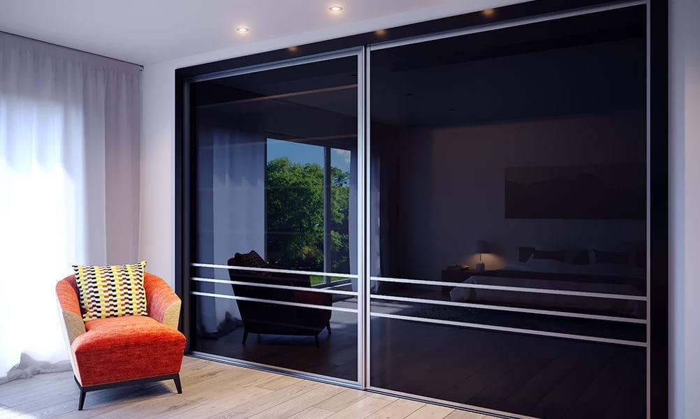 הדמיות לקטלוג של דלתות הזזה לארונות קיר