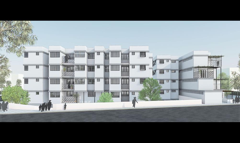 הדמיות לפרויקט גמר באדריכלות 5