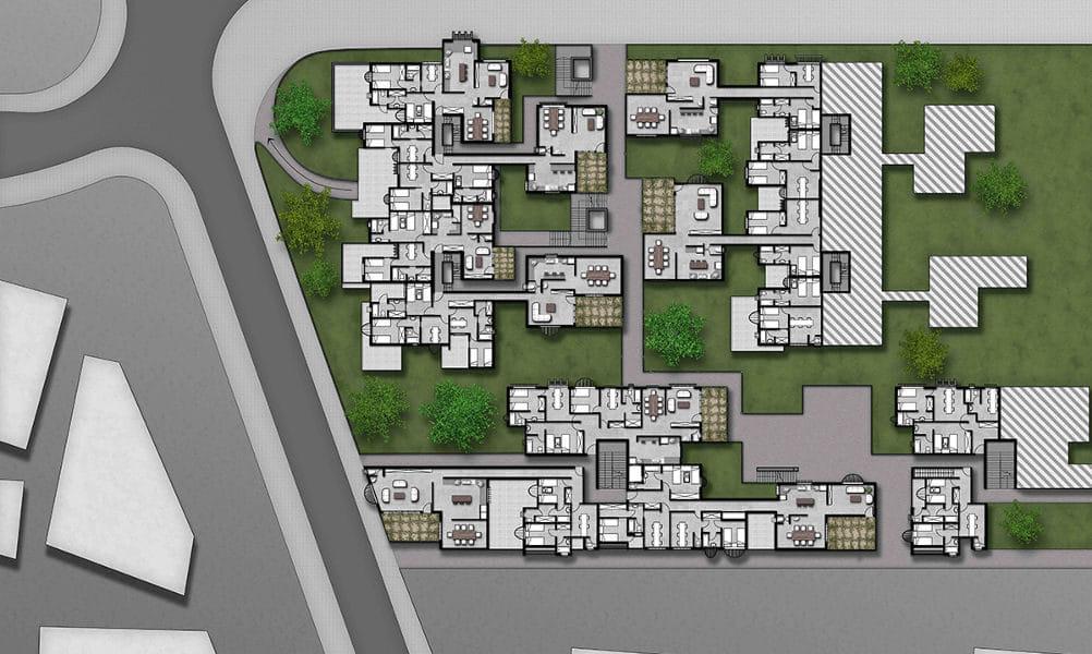 הדמיות לפרויקט גמר באדריכלות 6