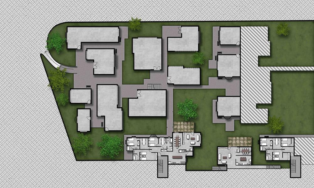 הדמיות לפרויקט גמר באדריכלות 7