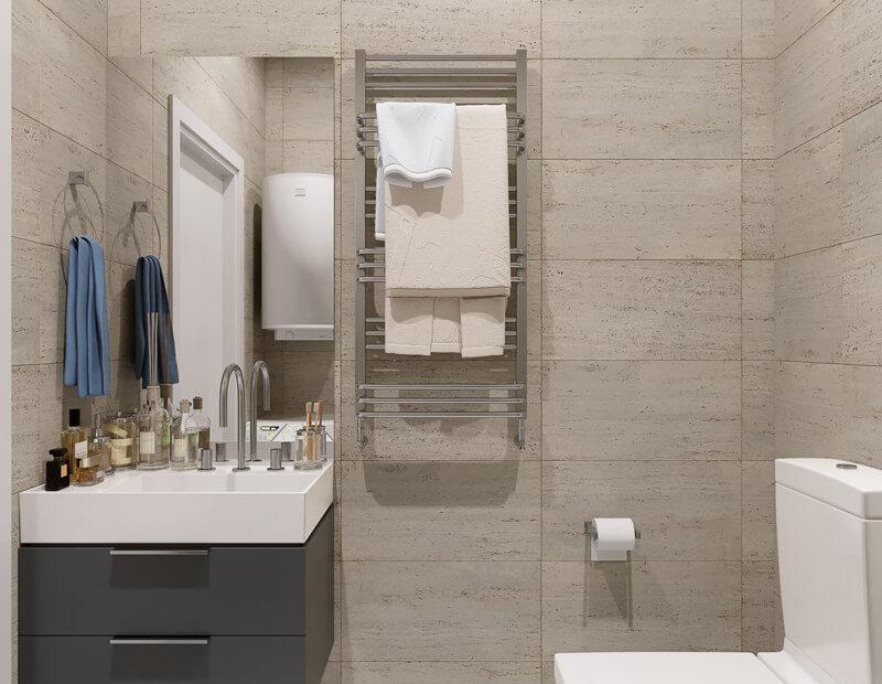 הדמיה לחדרי אמבטיה